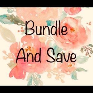 Other - Save on bundles 10% +2 + Bundles 😉🌸